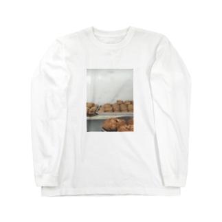 スコーン Long sleeve T-shirts