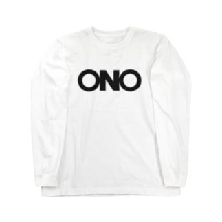ONO_001 Long sleeve T-shirts