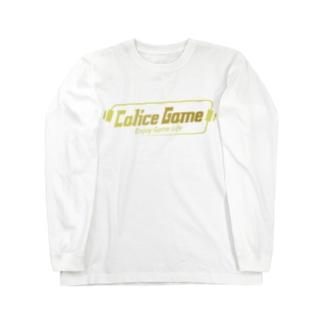 カリスロゴ ロングTシャツ Long sleeve T-shirts