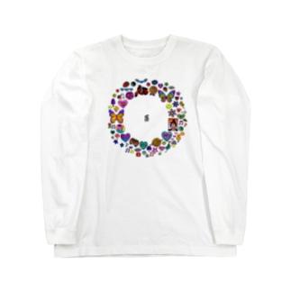 愛情 Long sleeve T-shirts