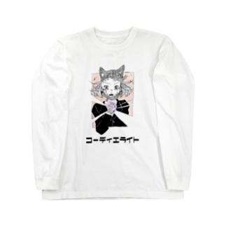 コーディエライト Long sleeve T-shirts