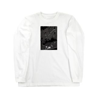 ごちゃごちゃ Long sleeve T-shirts