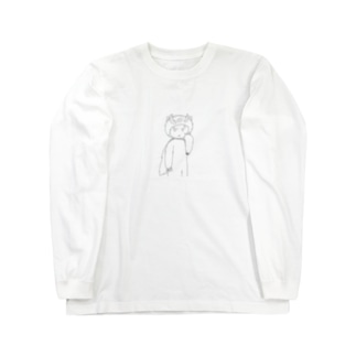 よころんver.猪 Long sleeve T-shirts