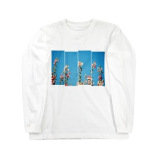 夏花 Long sleeve T-shirts