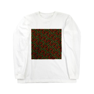 Graphic♯4 Long sleeve T-shirts