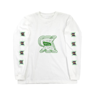 a little 9K Long sleeve T-shirts