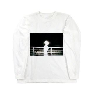 発光/発酵 Long sleeve T-shirts