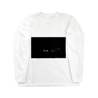 点滅/殄滅 Long sleeve T-shirts