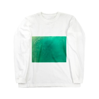 気泡/己卯 Long sleeve T-shirts