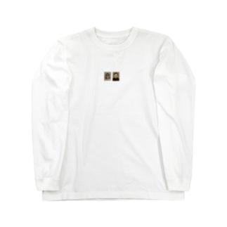 obaka2人 Long sleeve T-shirts