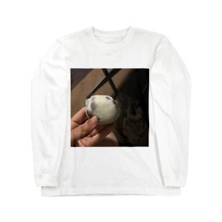 豆大福の時間や Long sleeve T-shirts
