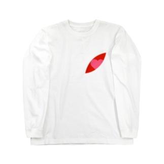 マイハート Long sleeve T-shirts