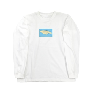 jamaica Long sleeve T-shirts
