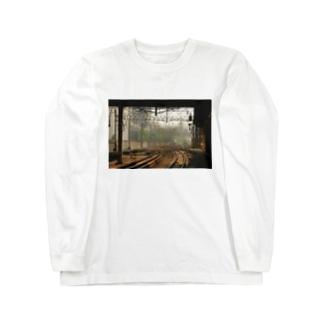 ターミナル Long sleeve T-shirts