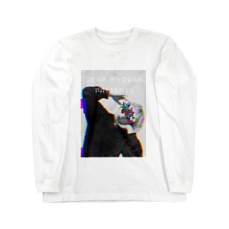 胡蝶の夢 Long sleeve T-shirts