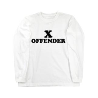 X-OFFENDER Long sleeve T-shirts