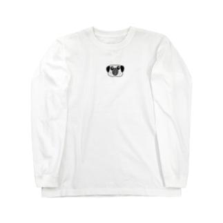 パグロングスリーブTシャツ Long sleeve T-shirts