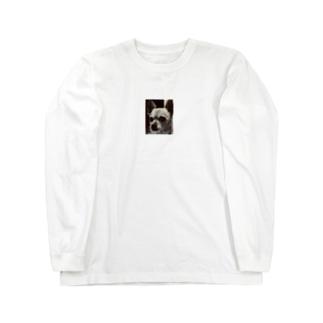 ぽこ Long sleeve T-shirts