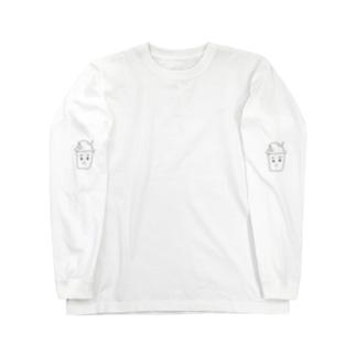 フラペチーノ Long sleeve T-shirts