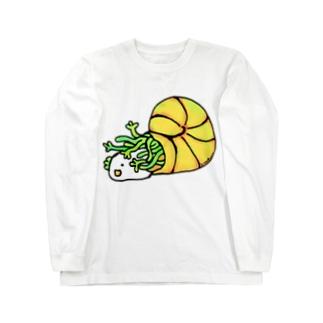 よいものです-かいひよもどき Long sleeve T-shirts