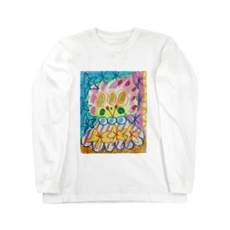 プリティボーイ ポンチョ Long sleeve T-shirts