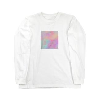 じんわり Long sleeve T-shirts