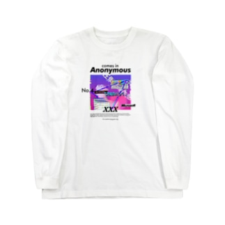 ANONYMOUS Long sleeve T-shirts