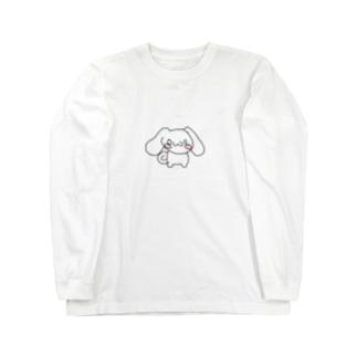 しなもんちゃん Long sleeve T-shirts