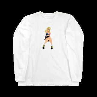 平成は終わったの擬人化エゴレモンロンT Long sleeve T-shirts