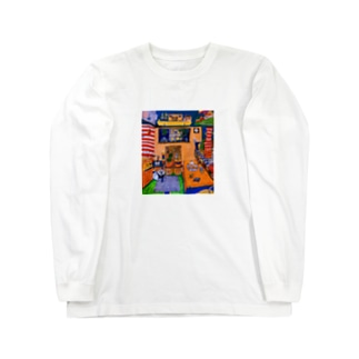 KITCHEN Long sleeve T-shirts