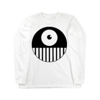 CYCLOPS-POP Long sleeve T-shirts