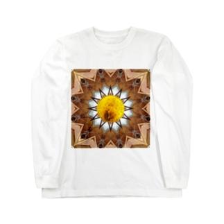 コイン:ビクトリア金貨 Long sleeve T-shirts