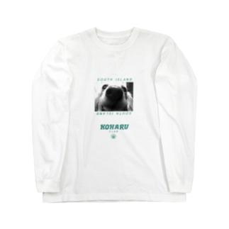 小春(犬) Long sleeve T-shirts