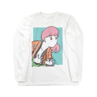 SYARAKU GIRL Long sleeve T-shirts