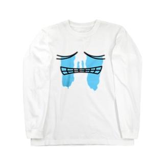 号泣 Long sleeve T-shirts