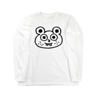 マルコポリズムくんシャツ Long sleeve T-shirts