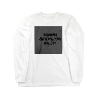 ナゴヤ Long sleeve T-shirts