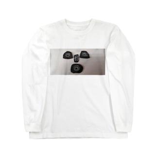 バッグベア Long sleeve T-shirts