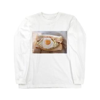 サンドイッチ Long sleeve T-shirts