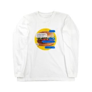 FREEDOM Long sleeve T-shirts
