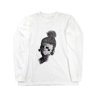 セニョリータ Long sleeve T-shirts