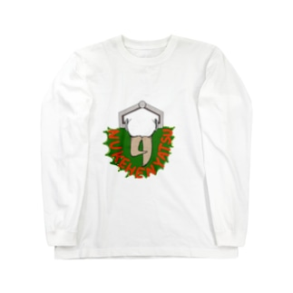 NUKEHENYATSU Long sleeve T-shirts