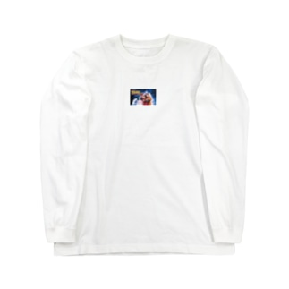 バックトゥーザ・フューチャー Long sleeve T-shirts