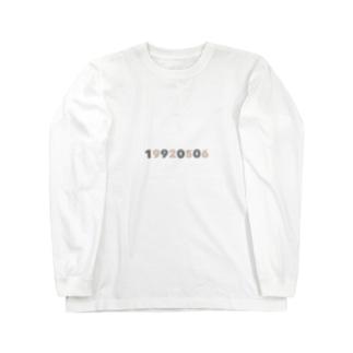 19920506 Long sleeve T-shirts
