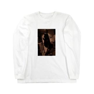 バニーちゃん Long sleeve T-shirts