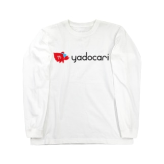 ヤドカリ Long sleeve T-shirts