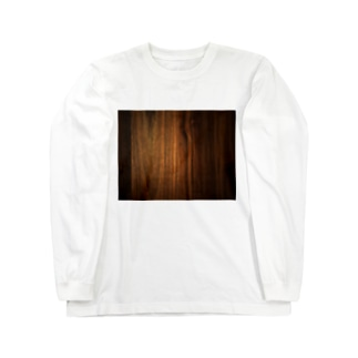 Piece of WOOD.001 Long sleeve T-shirts