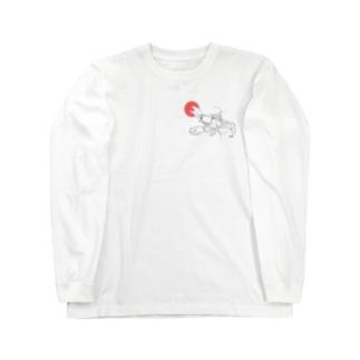 いきものたち Long sleeve T-shirts