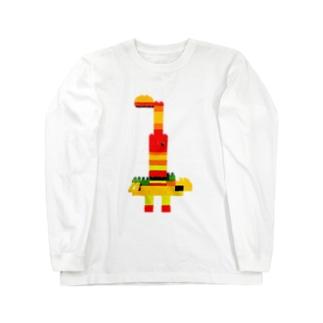KOKISIN ROBOT Long sleeve T-shirts