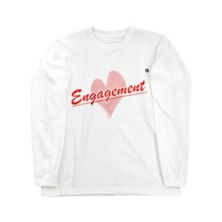 ENGAGEMENT Long sleeve T-shirts